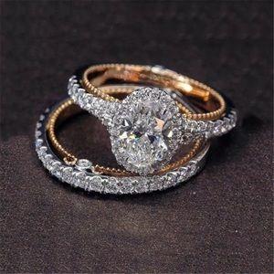 New Beautiful engagement set